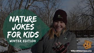 Nature Jokes for Kids: Winter Edition