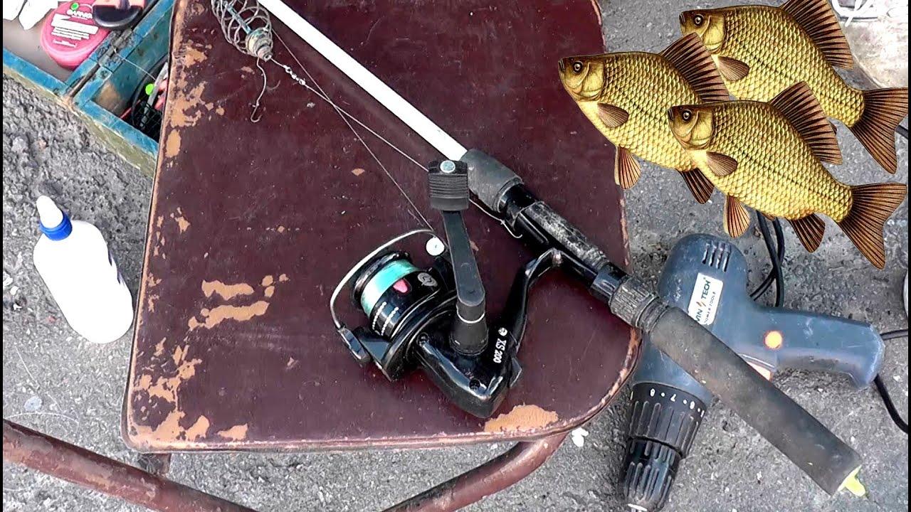 Рыбалка донка с кормушкой своими руками 47