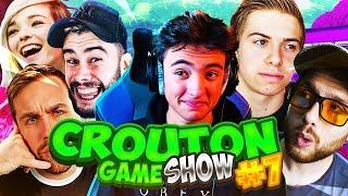 CROÛTON GAME SHOW #7 LE GRAND RETOUR ! JE DOIS GAGNER CE SOIR !