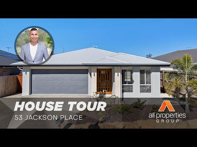 53 Jackson Place, Greenbank   House Tour   Chris Gilmour