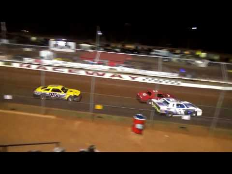 Road Warrior Pinetree 100 Feature Race  05/05/18