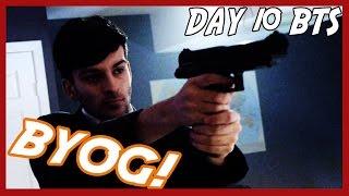 BRING YOUR OWN GUN EVENT! | Day 10 BTS