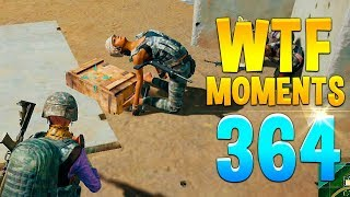 PUBG Daily Funny WTF Moments Highlights Ep 364