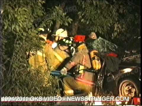 Newshawk - Germantown Car Accident mid-1990s 10-50-J2