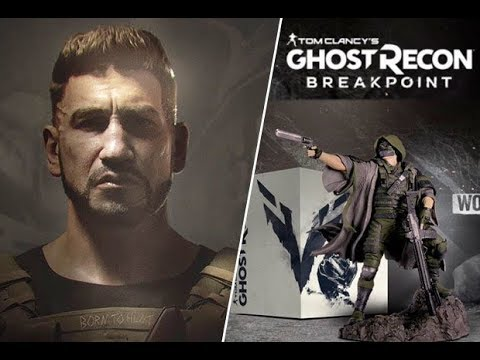 Reacción al nuevo juego Tom Clancy's Ghost Recon: Breakpoint e más información