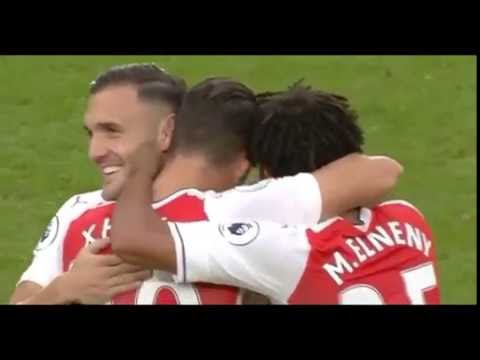 HULL CITY - ARSENAL 1:4 PREMIER LEAGUE All Goals and Highlights 17/09/2016 HD