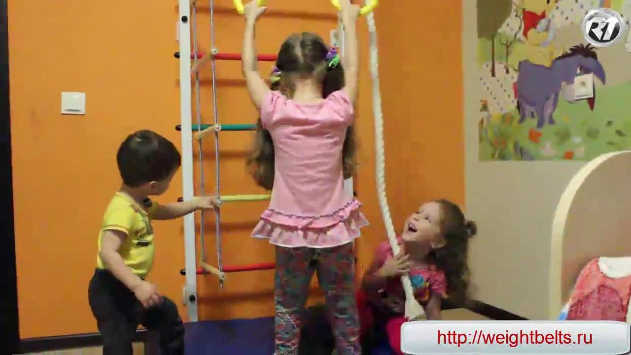 упражнения с гимнастической палкой на фитболе - YouTube
