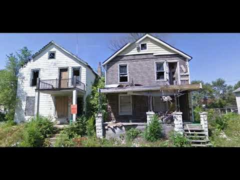 The Demise of Highland Park, Michigan (Detroit)