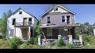 The Demise of Highland Park, Michigan (Detroit)