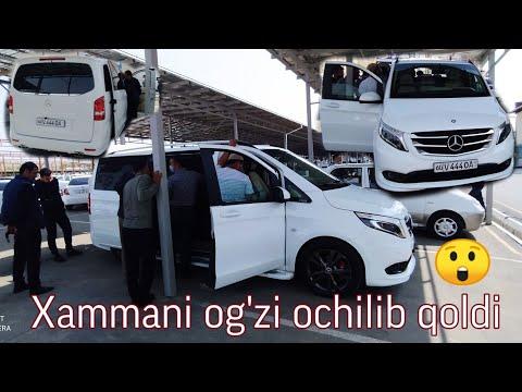 Moshinani zo'ri Mafiyozlar yuradigon mashina Mersedes bens vito Salonga Gap yoq 17-Aprel Andijon mas