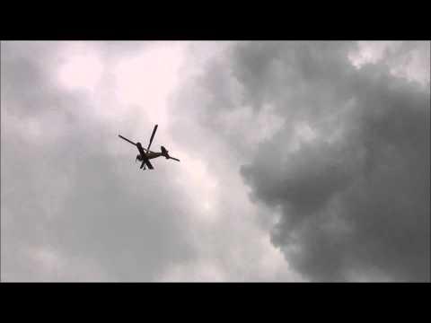 Pitcairn Autogiro first flight