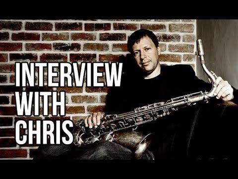 Chris Potter interview with Victor Radzievskiy for Jazzmap.ru. [RUS SUB]