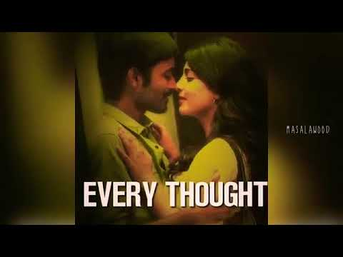 Best New Whatsapp Status Video Tamil 3 Movie Bgm Dhanush Love Quotes