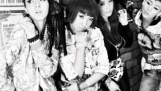 Thank You 2NE1 BLACKJACK Four-ever