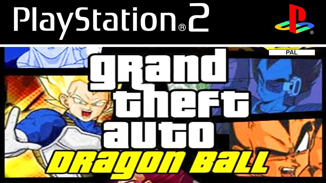 gta dragon ball z ps2 download