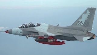korea aerospace industries fa 50 fighting eagle light attack aircraft 1080p