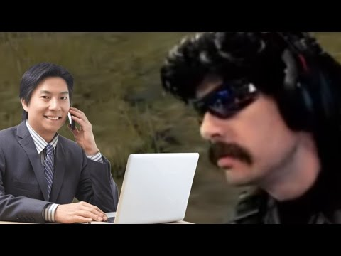 Dr Disrespect TROLLS Chinese Players in H1Z1 (FUNNY)! ♦Best of DrDisrespectLive♦