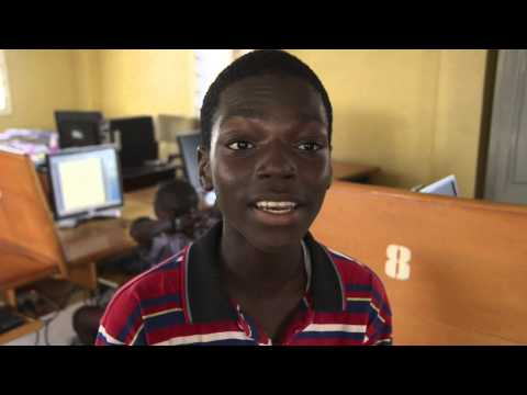 e-Learning for kids in Ghana
