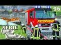 Farming Simulator 2013 - Incêndio na Cidade