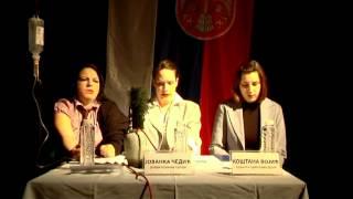 Politicarke Vojka Sesic, Jovanka Cedic i Kostana Vojic - GLASAJTE ZA NAS!!!!!!