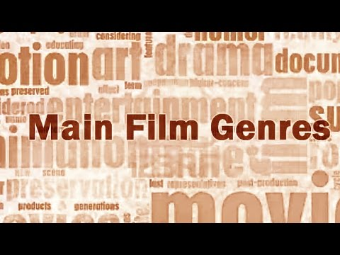 Main Film Genres