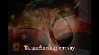 Ta Muốn Cùng Em Say (Đăng Khánh) - Karaoke (Nhạc Hòa Tấu)