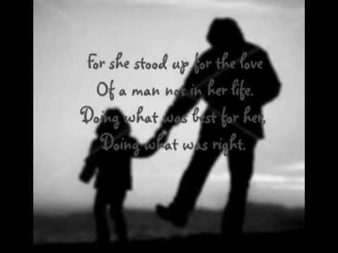 daddys day a little girls poem video