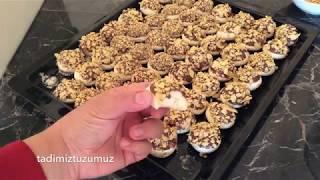 Bu Kurabiyeyi Yiyen Müdavimi Oluyor | Çikolatalı Mısır Gevrekli Kurabiye Tarifi | tadimiztuzumuz