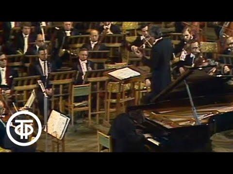 С.Рахманинов. Концерт № 3 для фортепиано с оркестром. Играет Григорий Соколов (1978)