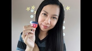 Vaseline - Lip Therapy Rosy Mini - [Lip Balm Review]