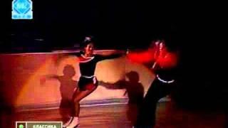 Legends of Soviet figure skating: Irina Moiseeva and Andrey Minenkov