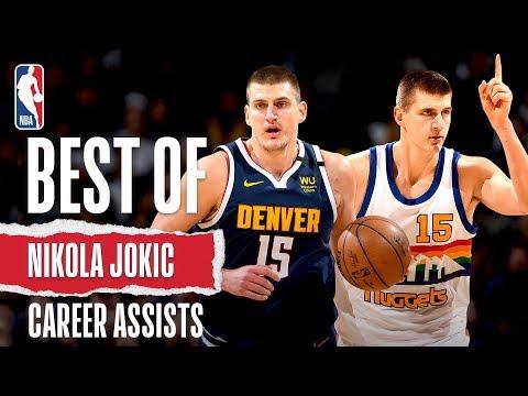 BEST Career Assists From Nikola Jokic!