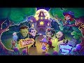 Monster Farm: Happy Halloween Game & Ghost Village Android Gameplay