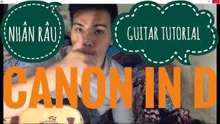 [Guitar]Hướng dẫn: CHIA SẼ VÒNG HÒA THANH CANON IN D