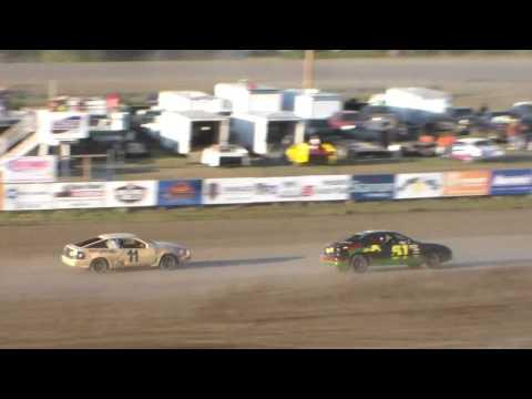 Dacotah Speedway IMCA Sport Compact A-Main (7/8/16)