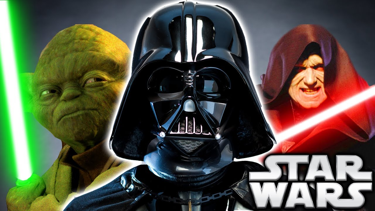 Darth Vader Canon Vs Ares Dceu: Darth Vader's Thoughts About Yoda Vs Palpatine As Masters