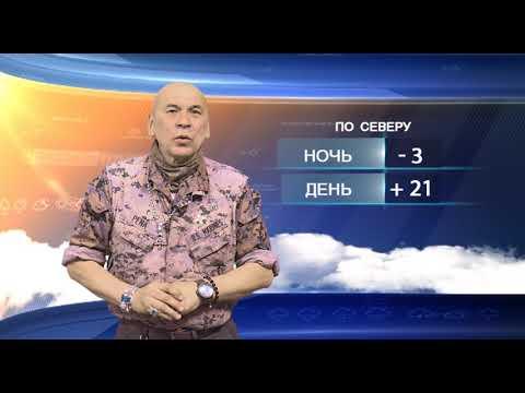Прогноз погоды на 27.05.2019