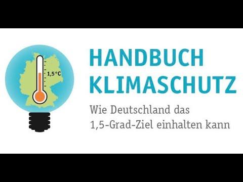 """Medien- und Fachgespräch """"Vorstellung Handbuch Klimaschutz"""""""
