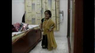 Sri Sailusha Reharsal for ISS Program (Pal Pal Hai Bhaari -Swades)