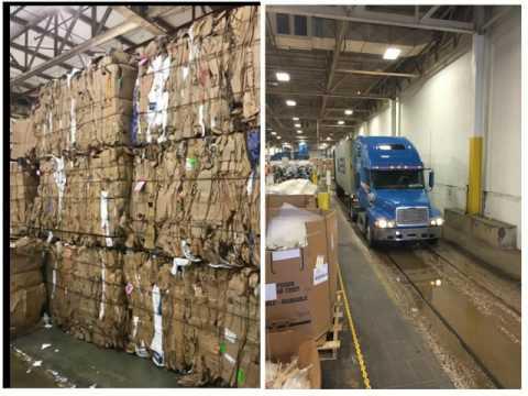 Take a Tour of the Texas Recycling Plant in Dallas, Texas