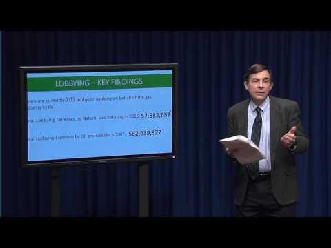 Vitali Presentation on Marcellus Money & Pa. Legislature