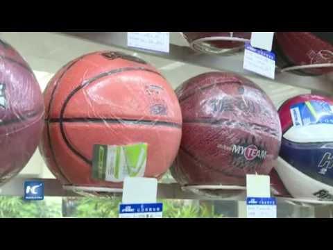 Mercado de Yiwu vive auge de ventas por JJOO