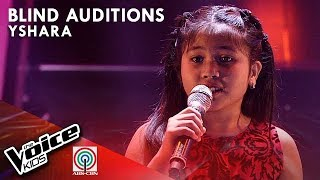 Tagu-Taguan by Yshara Cepeda | The Voice Kids Philippines Blind Auditions 2019