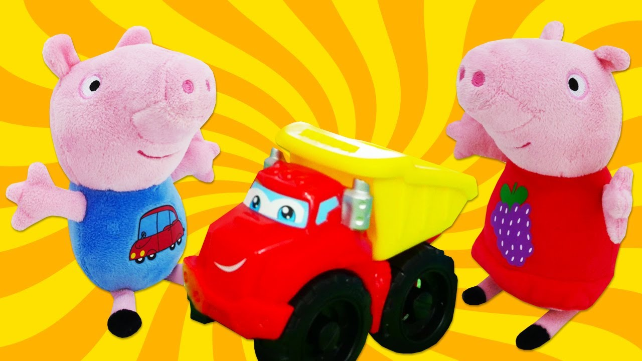 New Peppa Pig episodes in English - @Plushies Peppa and ...