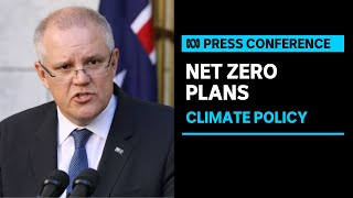 IN FULL: PM Scott Morrison announces details of 2050 net zero plan | ABC News
