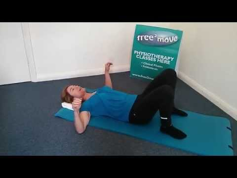 Freeing the Neck and Shoulders: Feldenkrais Exercises to Relieve Shoulder and Neck Pain