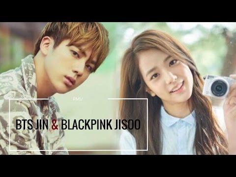BTS JIN & BLACKPINK JISOO// LITTLE DO YOU KNOW (FMV) - YouTube
