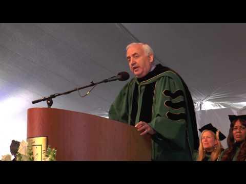 Timothy M. Gannon Commencement 2015