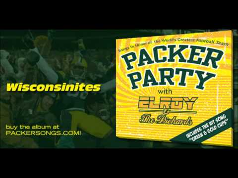 Packer Party CD: Wisconsinites