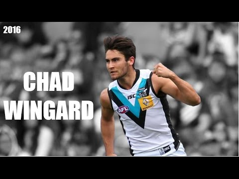 Chad Wingard 2016 Highlight Reel